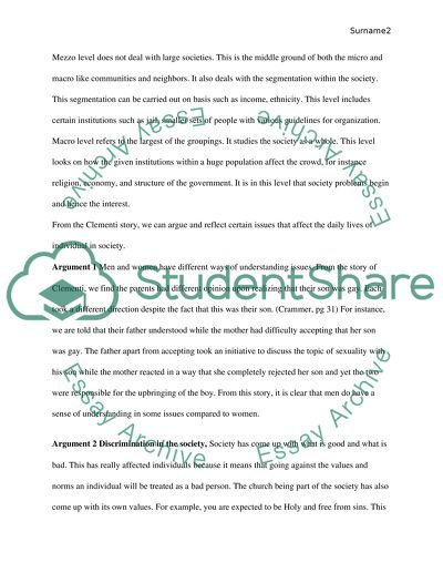 Argumentetive/Reflective paper based on the first paper (which I will attach)
