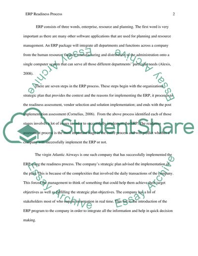 essay on enterprise