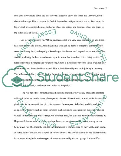 word essay on beethoven college paper sample july