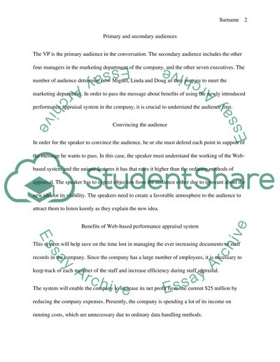 Narrative Essay Example High School Allweather Case Audience Analysis Memo Informative Synthesis Essay also Persuasive Essay Samples For High School Allweather Case Audience Analysis Memo Essay Example  Topics And  How To Write A Thesis For A Persuasive Essay