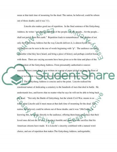 English 101 essay example