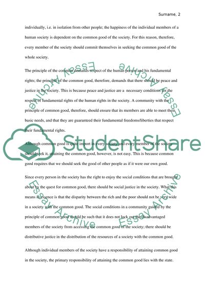 CIT Summary and Response Paper