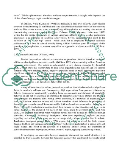 Synthesis Essay Topics Stereotypes And African American Self Perception Illustration Essay Example Papers also Best English Essays Stereotypes And African American Self Perception Essay Sample Essays For High School Students