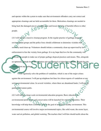 the task of saving the environment essay example  topics and well  the task of saving the environment