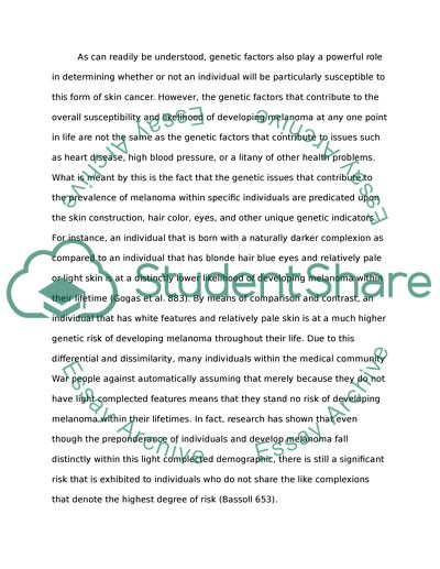 Informative Essay On Melanoma Example  Topics And Well Written  Informative Essay On Melanoma The Yellow Wallpaper Critical Essay also Politics And The English Language Essay  Research Writing Services