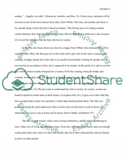 modern fairy tale essays Short story - a fairy tale 2 pages 533 words may 2015 saved essays save your essays here so you can locate them quickly.