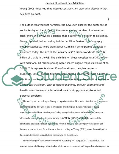 Real Sex and Pornography essay example