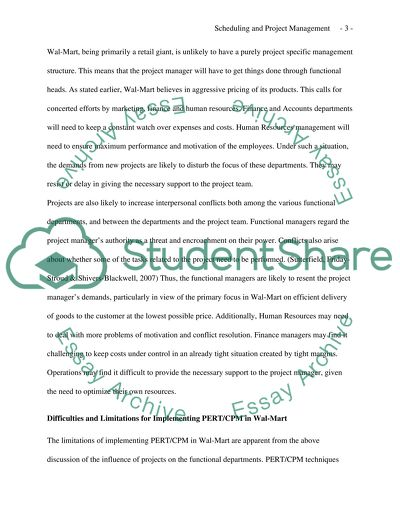 Scheduling And Project Management Essay Example  Topics And Well  Scheduling And Project Management How To Start A Science Essay also Advanced English Essay  Proposal Essay Outline