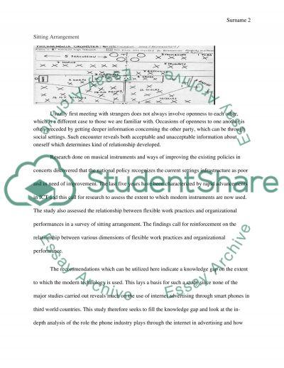 Concert Attendance Report