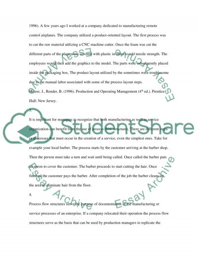 selection plan and structured interview essay