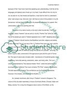Catering services research paper