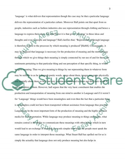 Connection between language,culture and identity essay example