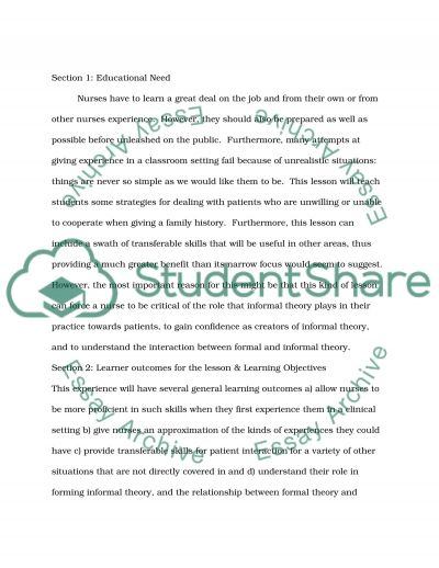 Difficult Patients and History Patients essay example
