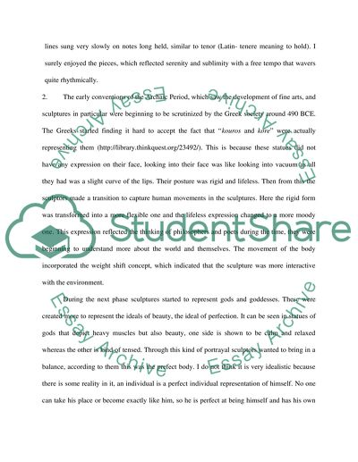 Assignment II: Cultural Interactions Worksheet