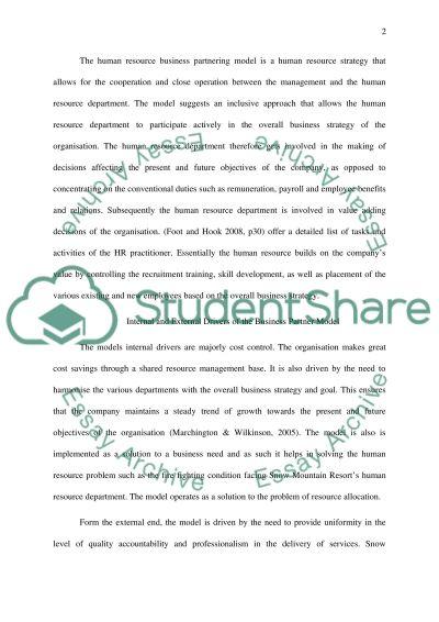 recruitment and selection hrm essay Human resources: recruitment and selection free statement of participation on completion course description 2 effective recruitment and selection.