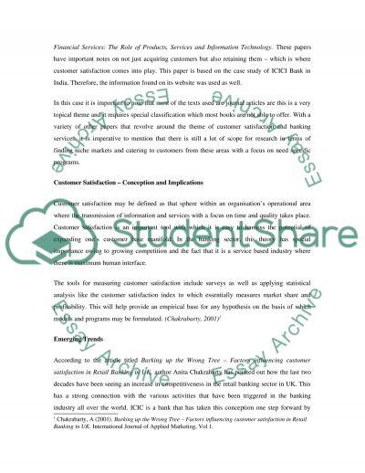 Customer Service Operations essay example