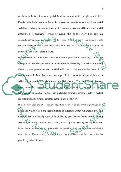Tuck essays