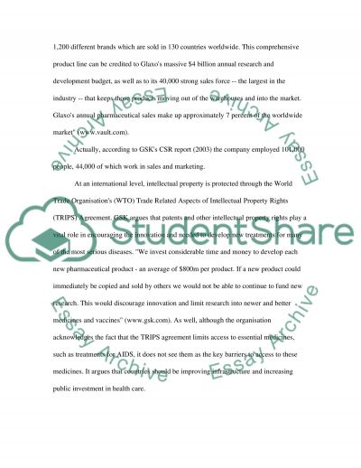 Corporate ocial Reponibility essay example