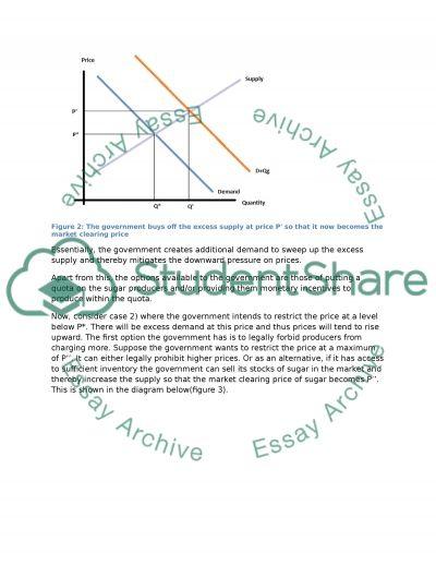 economical analysis essay Free essays on economics available at echeatcom, the largest free essay community.