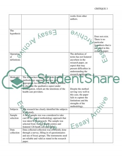 Approach to Shared Decision-Making in Nursing essay example