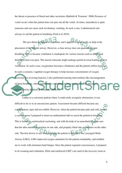 Writing a Personal Reflective Essay