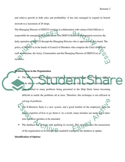 Proposal Outline Assignment Example Topics And Well