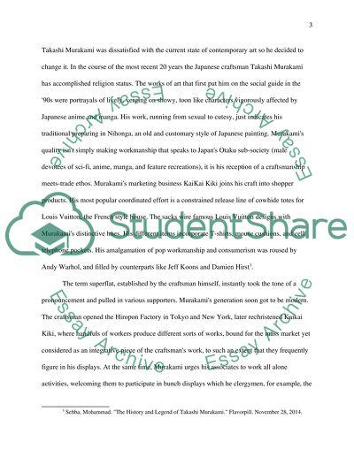 Paper on a graphic designer