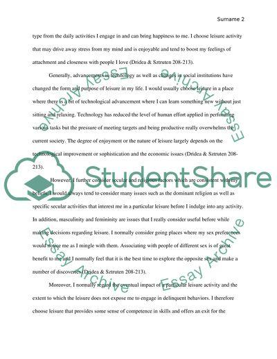 choices essay example