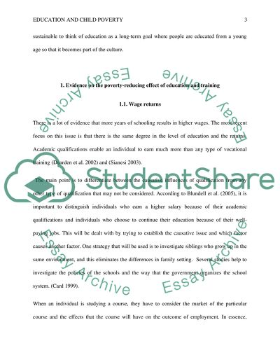 Complete a literature review on an area of your choice