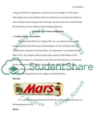 M&M chocolate candy