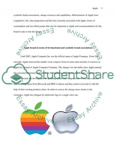 Apple Inc essay example