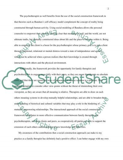 Human service essay example