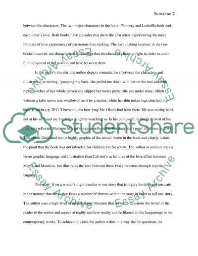English Essay- Compare and Contrast