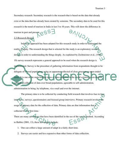 Methodology (part of dissertation)