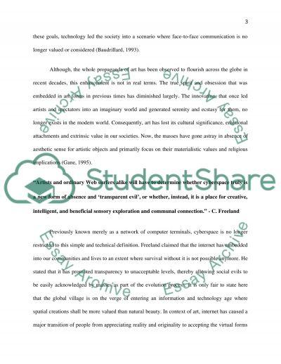 Future essay example