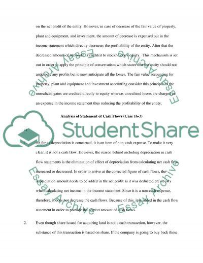 Brief Case Studies - Week 7 essay example