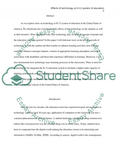 Support an Issue essay example