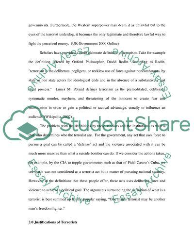 Parts of college essay