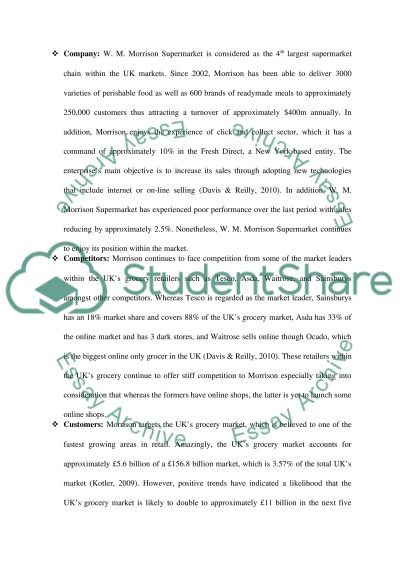 Direct and Interactive Marketing Essay example
