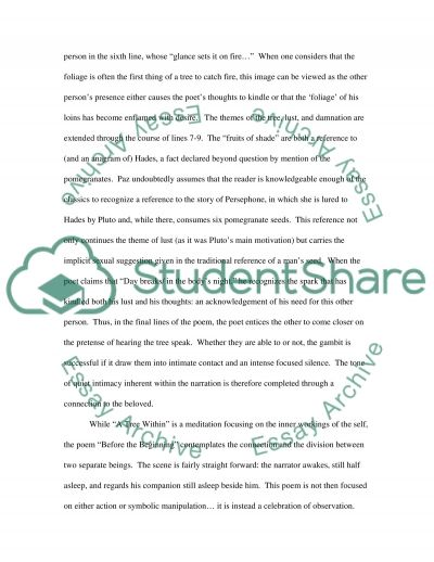 an analysis of richard rodriguez and octavio pazs writings Richard rodriguez's essay the achievement of desire good quotes to use in scholarship essays thesis statement in an expository essay literature review psychology dissertation proposal how to write a essay about yourself for college life.