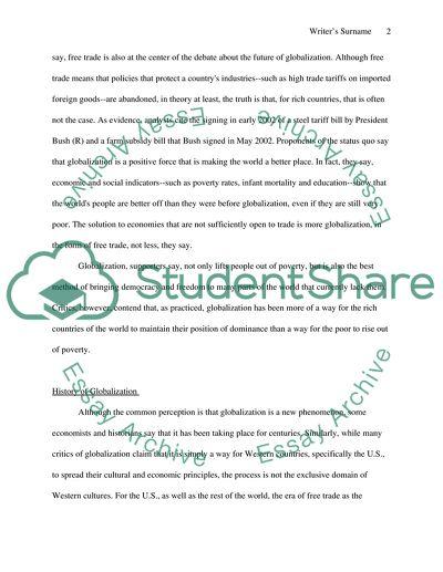 Help starting essay