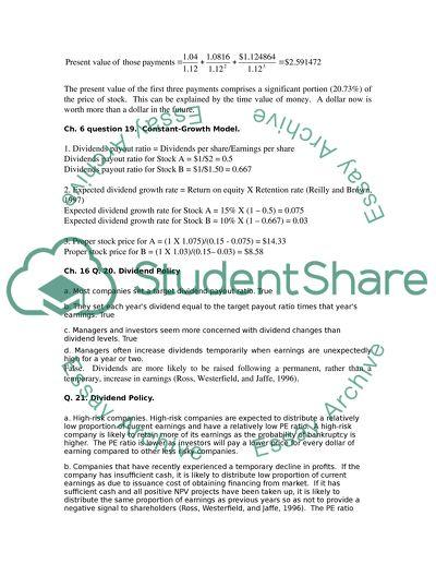 Initial Public Offering Paper