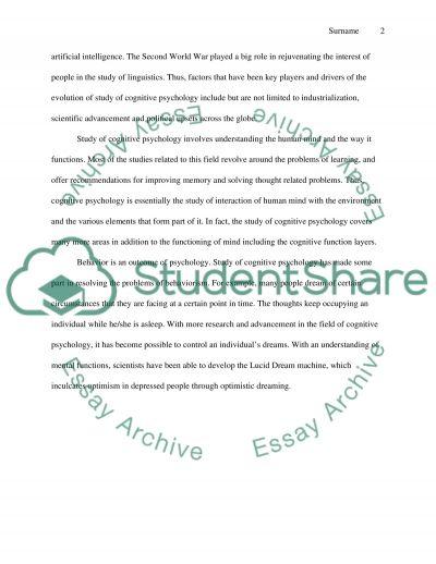 Problems of Behaviorism essay example