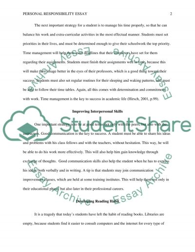effective strategies for a student success essay effective strategies for a student success essay example