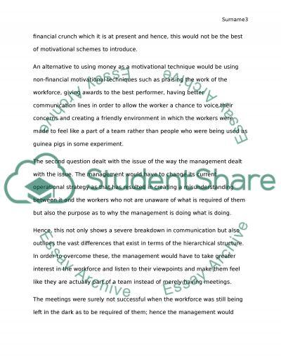 Montefiore Medical Centre essay example