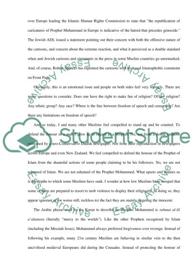 Stereotypes High School Essay Essay example