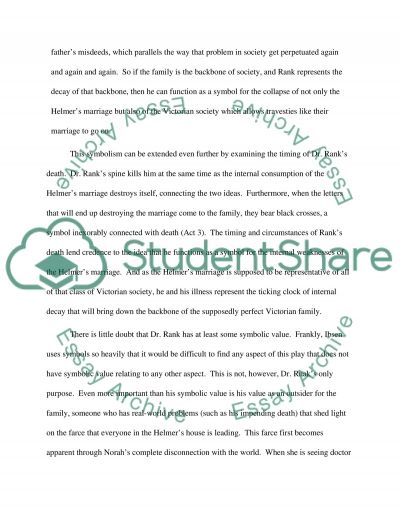 ibsen s a doll house essay example topics and well written ibsen s a doll house essay example