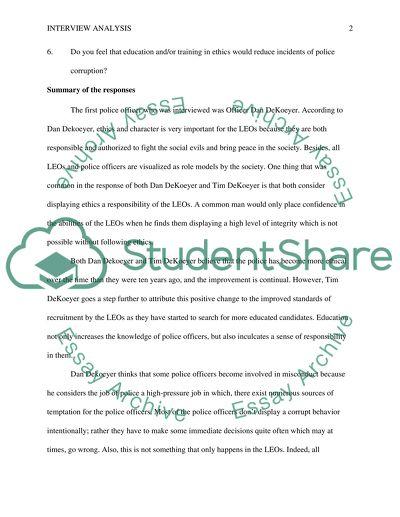 Corruption essay titles