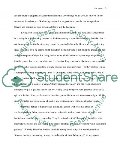 harry potter research essay Essay for college essays about harry potter being a hero do research papers need an argument is essay related post of harry potter.