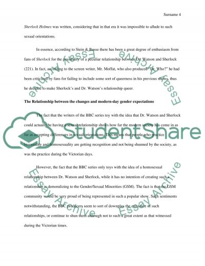 sherlock holmes and dr watson essay Essays related to analysis of sherlock holmes 1 watson and sherlock holmes both resemble two different or that of dr sherlock holmes uses innovative.